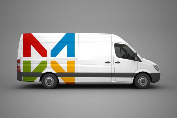 華沙國家博物館品牌形象設計8