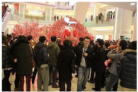 北京apm購物中心鮮芋仙