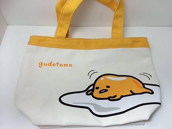 蛋黃哥雙包袋