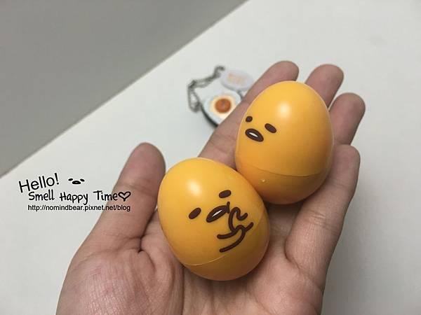 在香港的7-11買的蛋黃哥印章