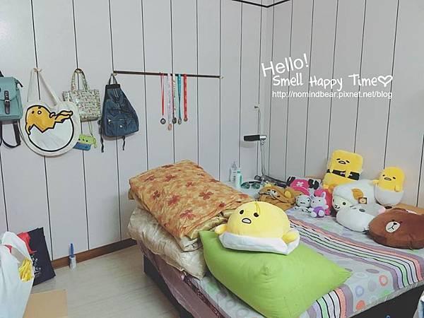 我的房間充滿了蛋黃哥