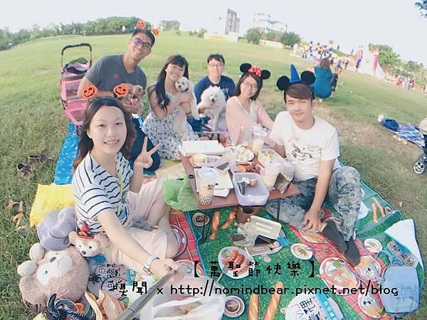 萬聖節-溪湖糖廠野餐趣