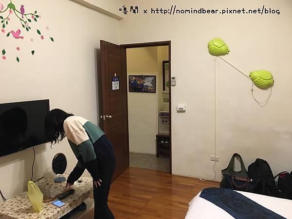 花蓮民宿幸福花田