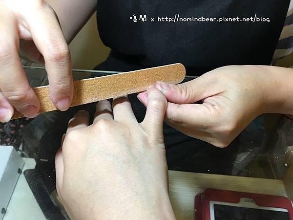 卡娜赫拉(Kanahei)光療指甲彩繪