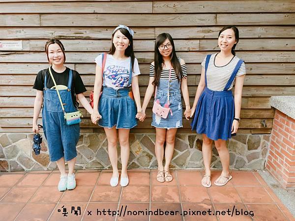 閨蜜裝 dress code
