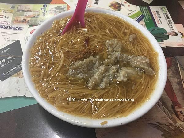 三寶大腸麵線