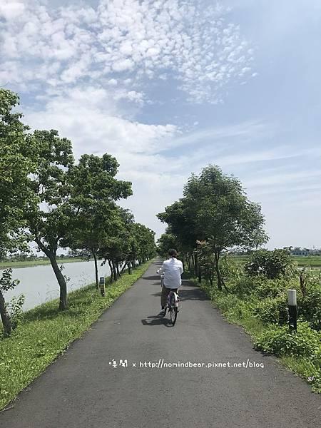 冬山河單車步道