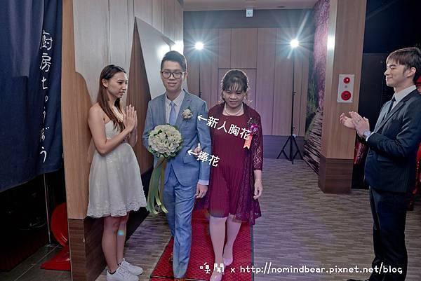 台中新概念婚紗經驗分享 捧花