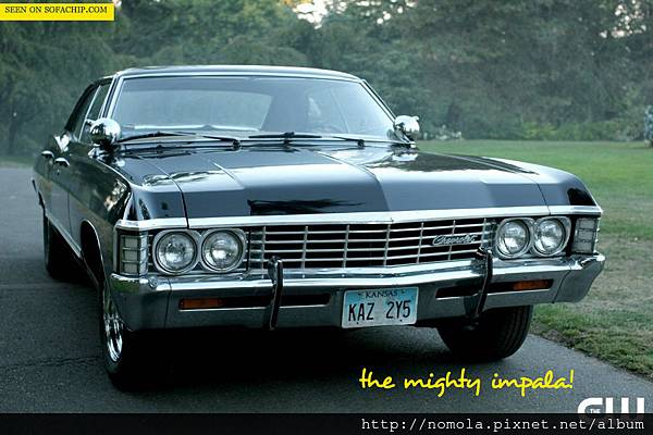 supernatural-the-impala-43859