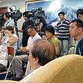 中華兩岸婚姻協調促進會會長鍾錦明發言