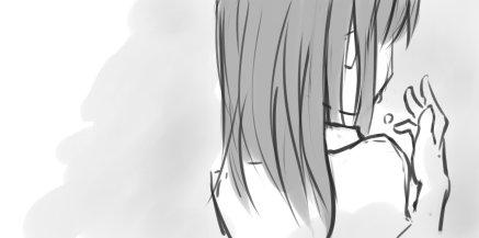 《被遺忘的○○》IB的眼淚