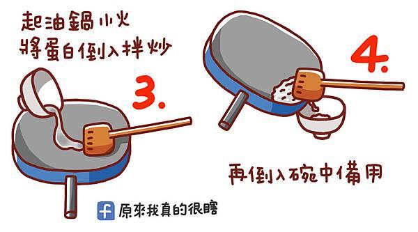 香腸炒飯3
