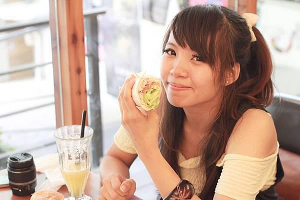 20110623 胡同咖啡館。台北