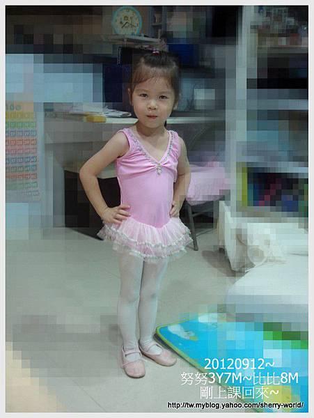 2-1010912在家跳芭蕾1
