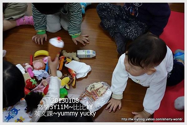06-1020108英文課_yummy or yucky5