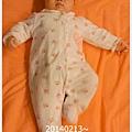 2-1030213三寶弟蓋外婆送的毯子1.jpg