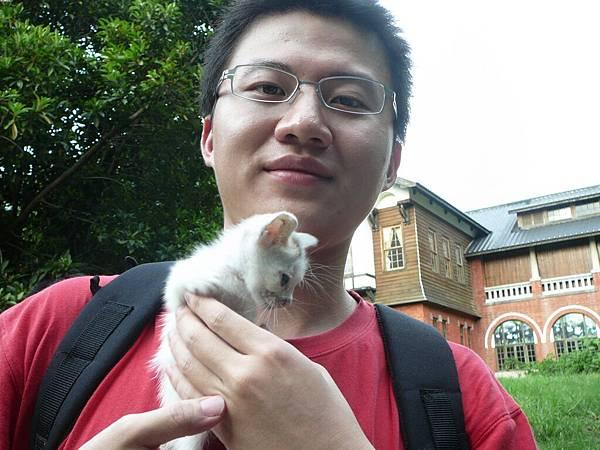 遇到小喵喵...