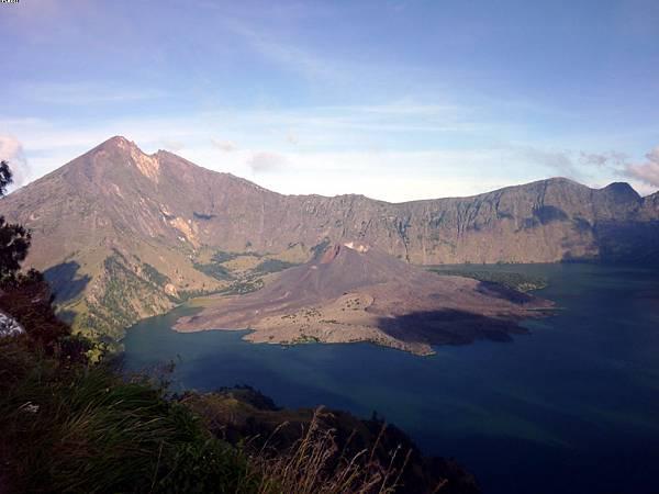 Mt. Rinjani~我為你而來!!