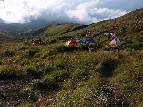 07_空曠的C1營地....