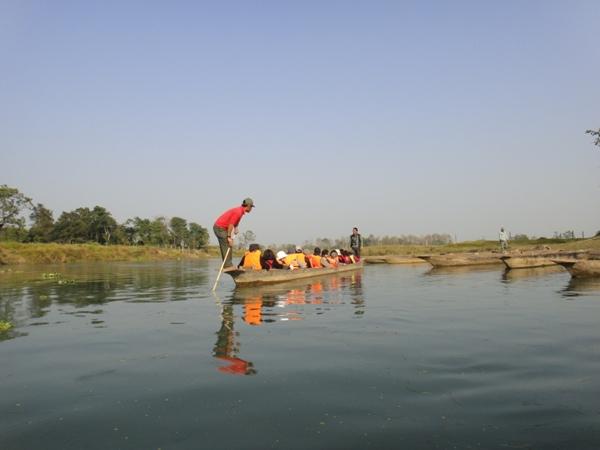 尼泊爾(7)-出航