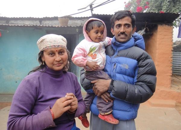 尼泊爾(10)-山上人家