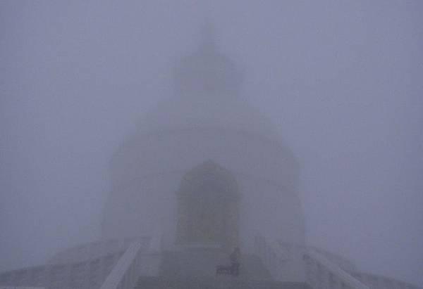 尼泊爾(9)-Peace Pagoda