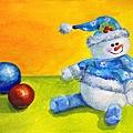 小雪人-靜物C