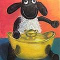 吉羊-靜物試畫B