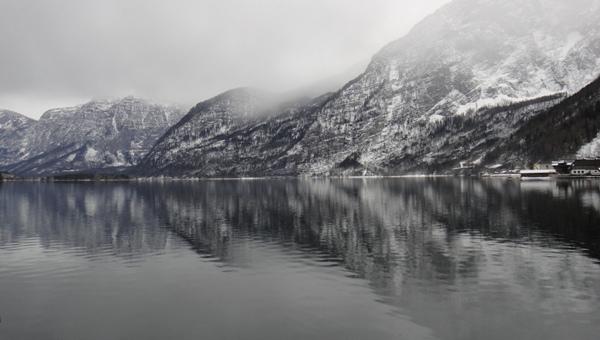 哈爾斯塔特湖區-墨色世界1
