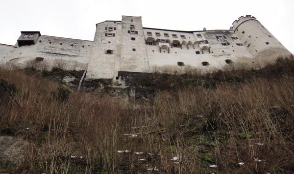 薩爾斯堡-要塞峭壁1