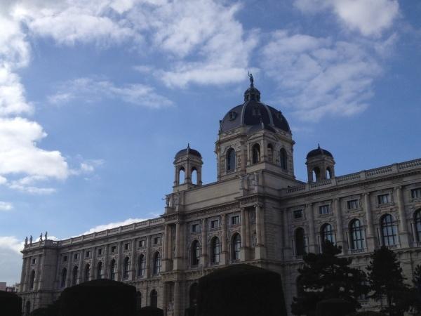 維也納霍夫堡宮
