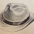 鉛筆素描-1