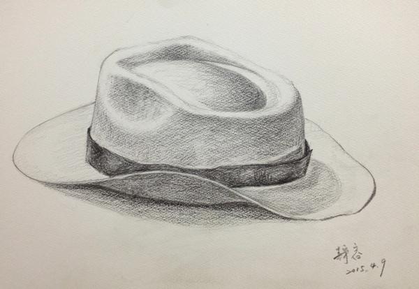 鉛筆素描-1A