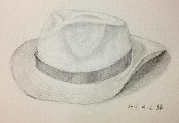 鉛筆素描-1C