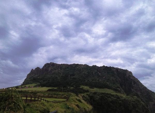 濟州島(7)-城山日出峰