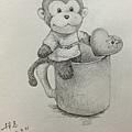 武功教學(五)-猴子6