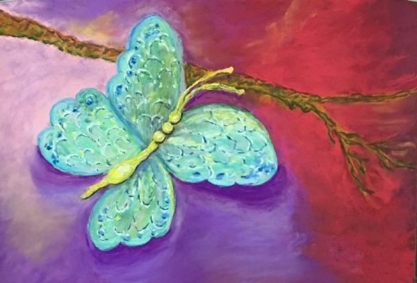 蝴蝶-美妃