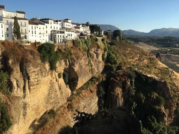西班牙(7)_隆達_白色山城