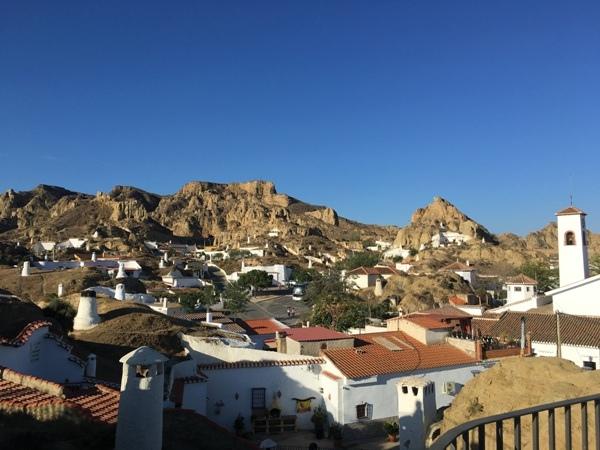 西班牙(11)_穴居山城瓜地斯