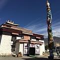 西藏(4)_14_經幡柱