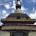 西藏(4)_26_黑色佛塔