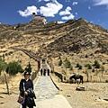 西藏(5)_3_之字形上山路