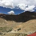 西藏(5)_12_太陽與雲的即興畫