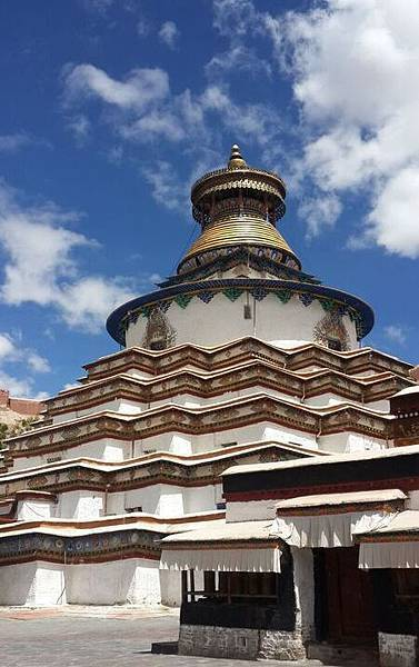 西藏(8)_5_十萬佛塔