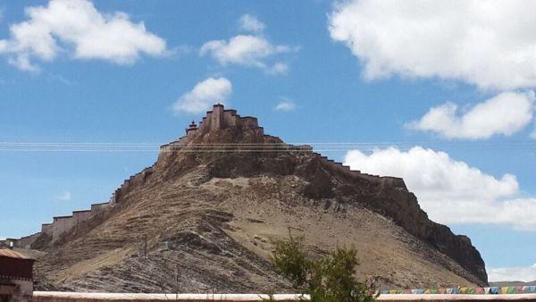 西藏(8)_9_宗山古堡