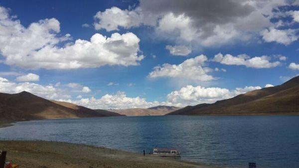 西藏(9)_羊卓雍措