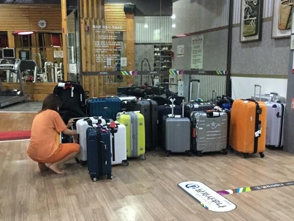 首爾自助(6)_3_大型行李寄放處