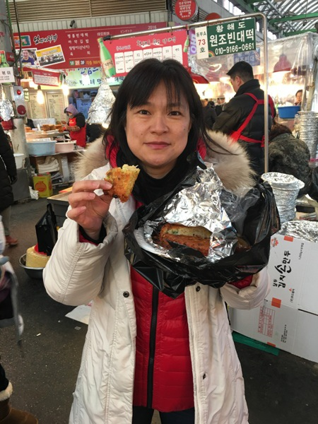 首爾自助(6)_28_綠豆煎餅