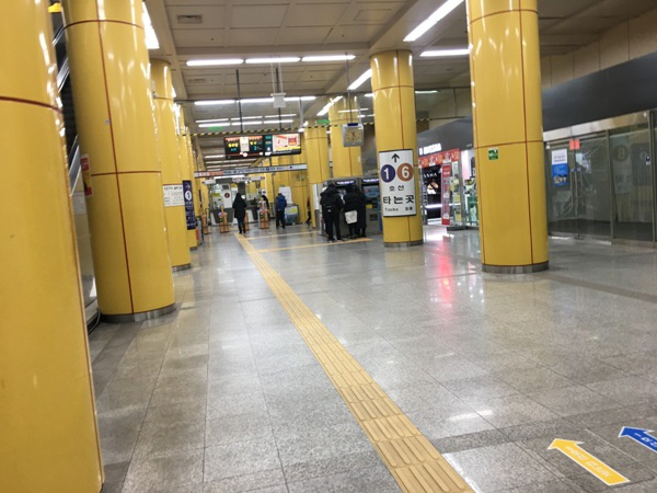 首爾自助(7)_2_地鐵