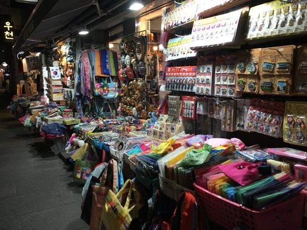 首爾自助(7)_27_仁寺洞商店